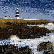 Irish Art, Hook Head Lighthouse,
