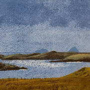 Irish Art, Skellig View,