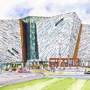 Titanic Signature Building Belfast