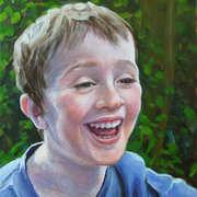 Portrait of Joel