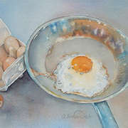 Art 'Mary's eggs'