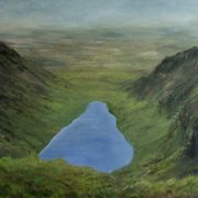 'Coumshingaun Lake The Comeraghs'
