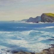 Irish Art, George's Head,