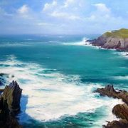 Irish Art, Mizen Head,