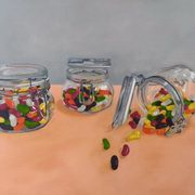 Candy Store Collection 2, Scatter of Jelly Beans
