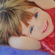 Portrait of Zuri (Blue Eyes)