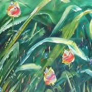 Emerald Grasses