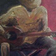 Guitarrista de Bolivia