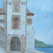 Spanish Tower, Pen