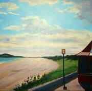 Portmarnock Beach n Kiosk