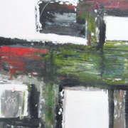 Irish art. Glide Totem, artist Brian Buckley, Cork