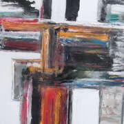 Irish art. Unearthed Glide, artist Brian Buckley, Cork
