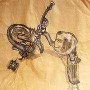 Broken Tricycle