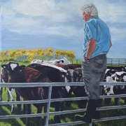 Contented Farmer