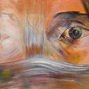 Irish art. Acceptance, artist Caitriona Sheedy, Clare