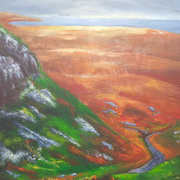 Muckish Mountain, The Miners Path