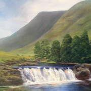 Ashleigh Falls, Co. Mayo