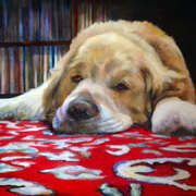 Irish Art, Mans best friend,