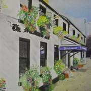 Art 'The Roundwood Inn'