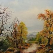 Corrib Autumn Path