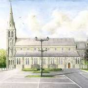 'Ballaghaderreen Cathedral'