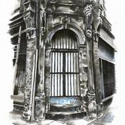 Marys Abbey Doorway
