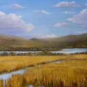 Autumn on the Lakes of Killarney