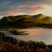 Carra Lake, Killarney