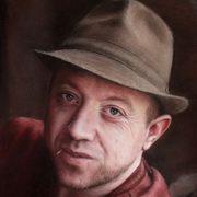Portrait of Sculptor Mark Maher