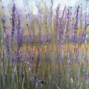 Art 'Ile de Re, Lavender II'