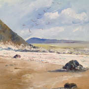 Irish Art, Seascape Ireland,