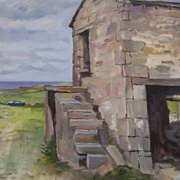 Barn Building Ballycastle North Mayo