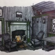 Island By The Fire, Pen