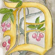 Calligraphy Art - D