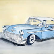 Chevrolet Bel Air 1956