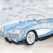 Corvette Cab 1957