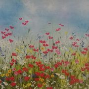 Irish Art, Carefree Field,