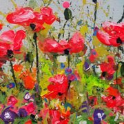 Art 'The Poppies Have Arrived!'