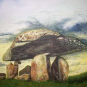 Evening Dolmen