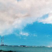 Irish Art, Sandymount Stroll,