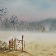 Mist Over Innishannon