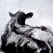 Irish Art, Cow,