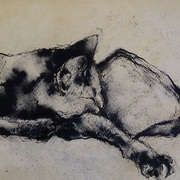 Art 'just cats 1'