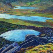 Conor Pass Lakes