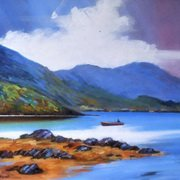Llnesome Boatman, Donegal