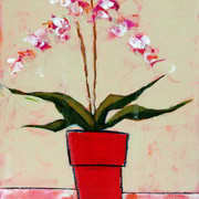 Irish Art, Orchid,