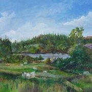 Carrickbrack Lough, Ballinakillew Mountain, Co Donegal