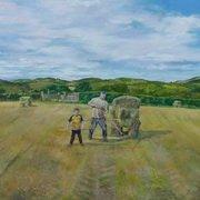 The Long field, Silverbridge, Co Armagh