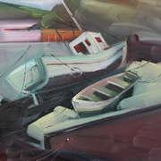 Boats at Ballyhach