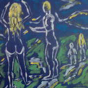 Irish art. 6, artist Johnny Foreigner, Belfast